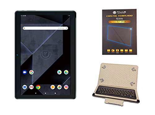 "💥[Pack Ahorro de TALIUS]💥: Tablet 10,1"" Zircon 1016 4G,Ram 4Gb"